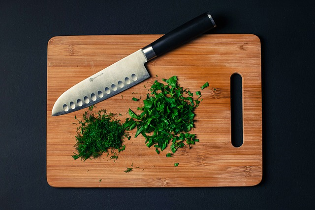 Sanitize your cooking utensils