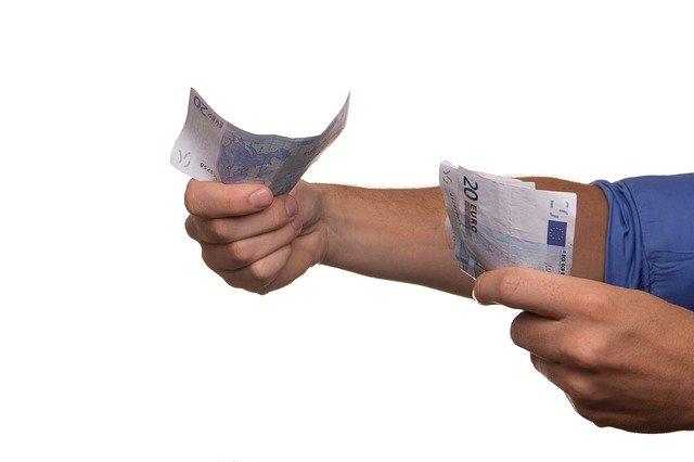 Sanitise your money