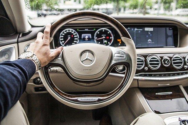 Sanitize your steering wheel